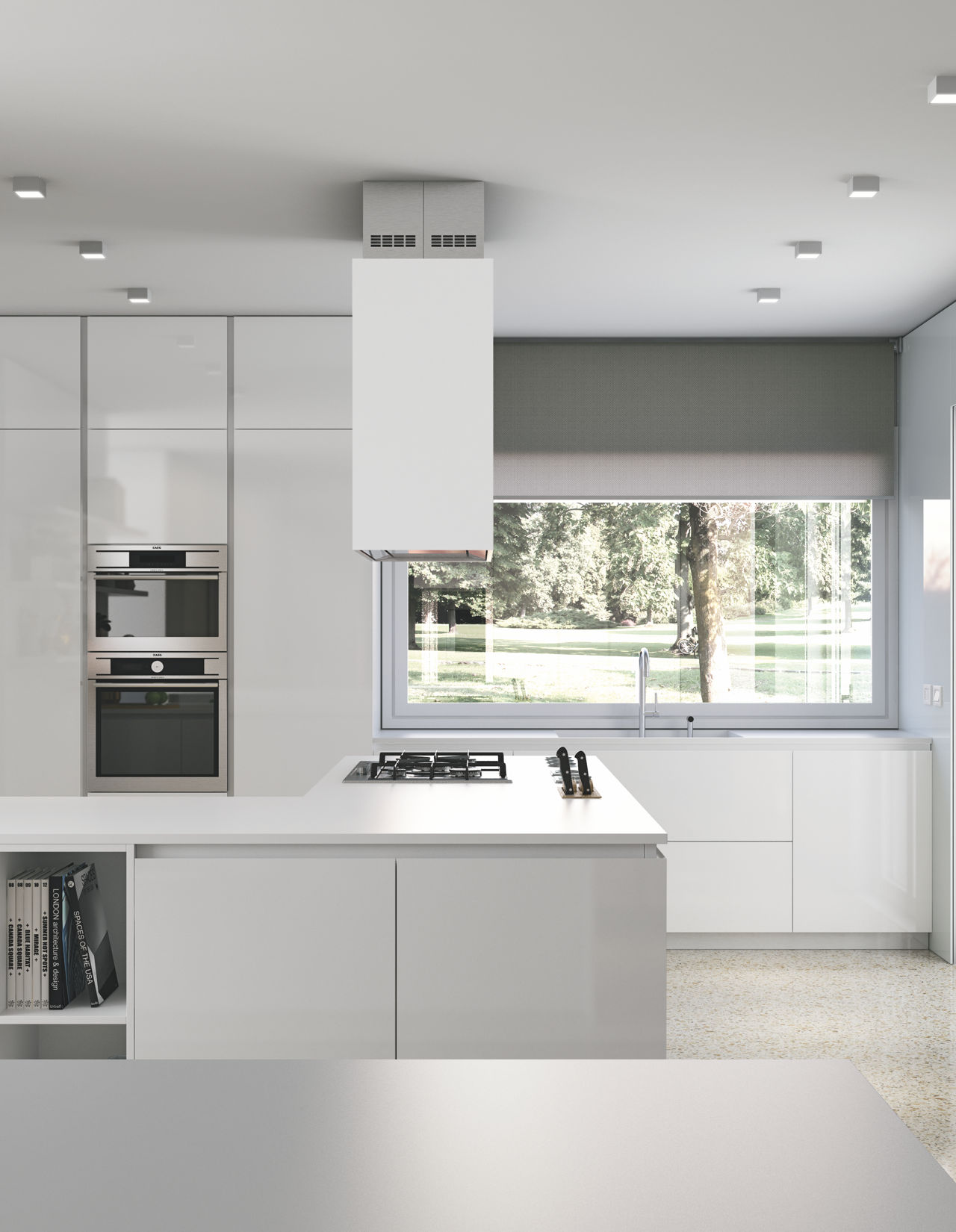 Cucine in laminati fenix battaglia projects milano for Teti arredamenti