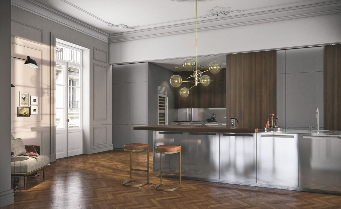 Showroom Cucine Milano | Battaglia Projects Milano